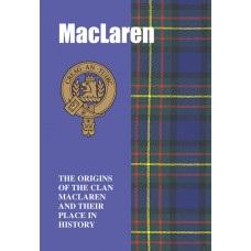 Clan Booklet MacLaren