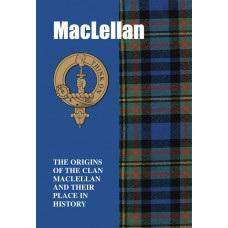 Clan Booklet MacLellan
