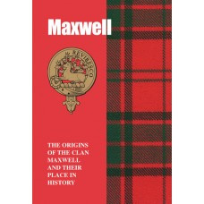 Clan Booklet Maxwell