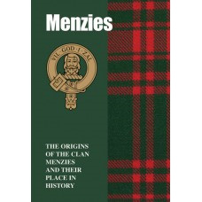 Clan Booklet Menzies