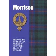 Clan Booklet Morrison