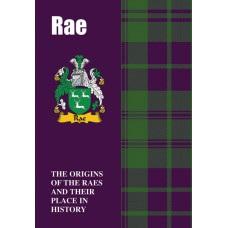 Clan Booklet Rae