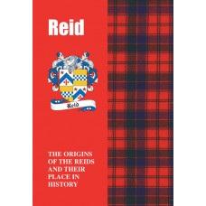 Clan Booklet Reid
