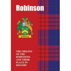 Clan Booklet Robinson