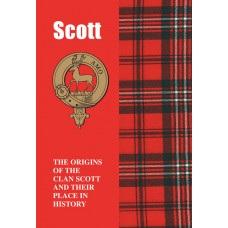 Clan Booklet Scott