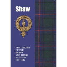 Clan Booklet Shaw