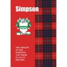 Clan Booklet Simpson