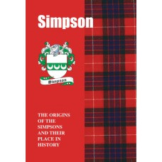 Clan Booklet Simpson