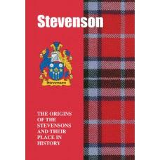 Clan Booklet Stevenson