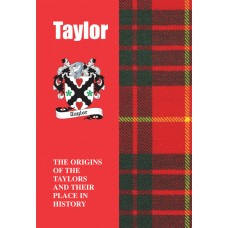 Clan Booklet Taylor