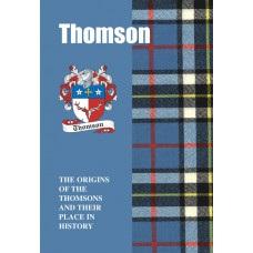 Clan Booklet Thomson