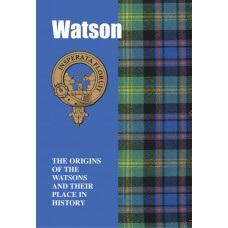 Clan Booklet Watson
