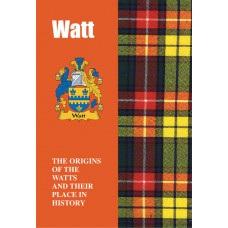 Clan Booklet Watt