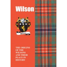 Clan Booklet Wilson