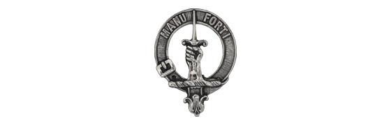 Clan Crest Badges