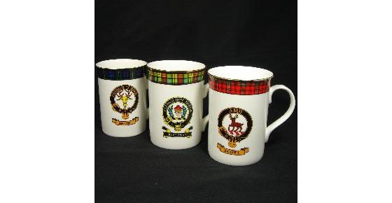 Clan Tea/Coffee Mugs