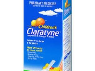 CLARATYNE Child Syrup Peach 100ml
