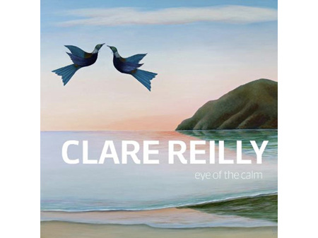 Clare Reilly Eye of the Calm Book