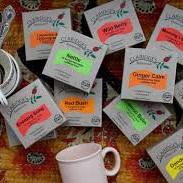 Claridges Botanicals Certified Organic Tea Green 100pk