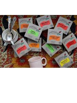Claridges Botanicals Certified Organic Tea Lemon, Lime & Ginger 30pk