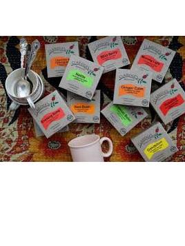 Claridges Botanicals Certified Organic Tea Red Bush Rooibos 30pk