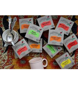 Claridges Botanicals Certified Organic Tea Wild Berry 30pk