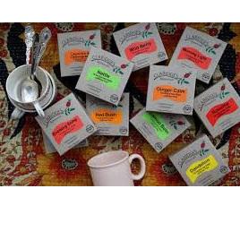 Claridges Botanicals Certified Organic Teas - 30pk