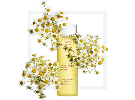 Clarins Clarins Toning Lotion With Camomile  NormalDry Skin