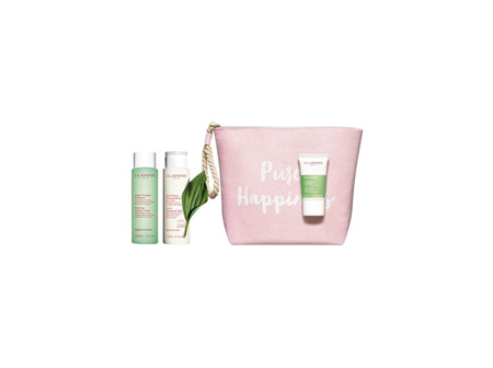 Clarins Cleansing Set - Combination to Oily Skin