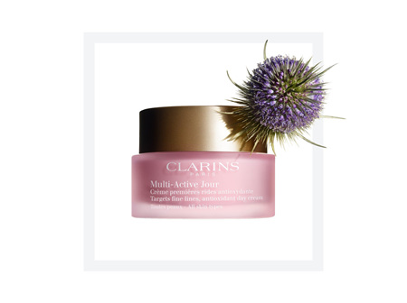 Clarins MultiActive Day Cream  All Skin Types