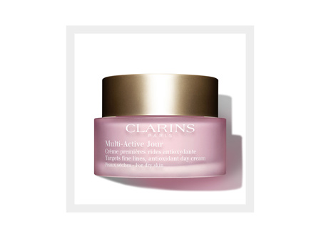 Clarins MultiActive Day Cream  Dry Skin