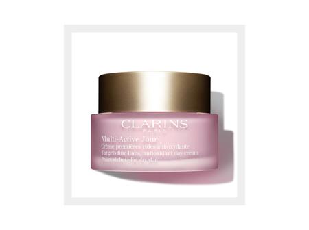 Clarins MultiActive Day Cream  Dry Skin