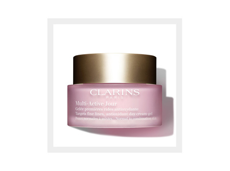 Clarins MultiActive Day CreamGel  Normal to Combination Skin