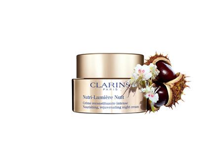 Clarins Nutri-Lumiere Night Cream 50ml - All Skin Types **NEW**