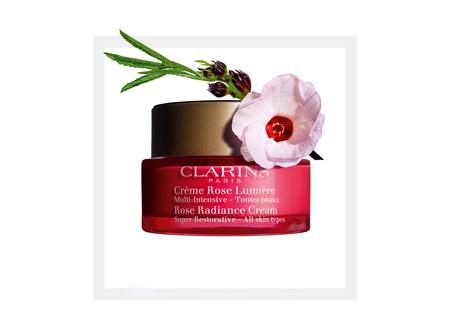 Clarins Rose Radiance Cream 50ml