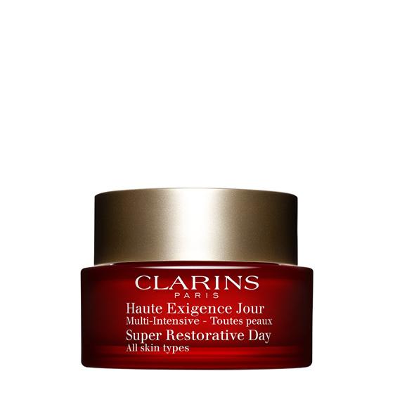 Clarins Super Restorative Day Cream - All Skin Types