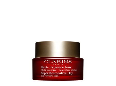 Clarins Super Restorative Day Cream  Very Dry Skin