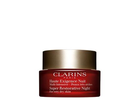 Clarins Super Restorative Night Cream 50ml - Very Dry Skin
