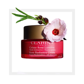 Clarins Super Restorative Rose Radiance Cream