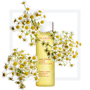 Clarins Toning Lotion With Camomile - Normal/Dry Skin