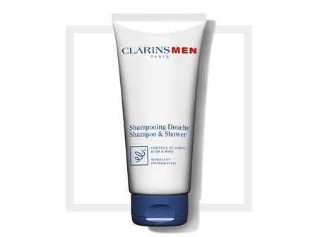 ClarinsMen Shampoo  Shower