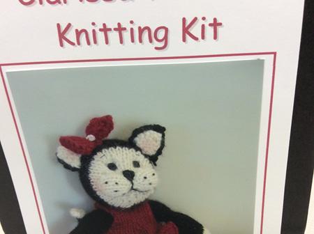 Clarissa the Cat Kit