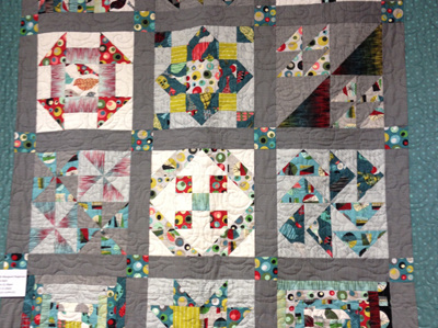 CLASS 19 Beginners Patchwork with Margaret Rogerson