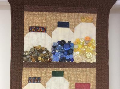 CLASS 26 Button Jar Quilt with Diana Carroll
