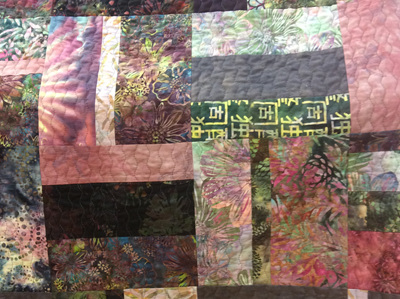 CLASS 27 This Way That Way a Scrap Buster quilt with Margaret Rogerson