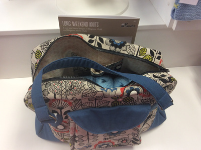 CLASS 34- The Perfect Knitting Bag with Diana Carroll