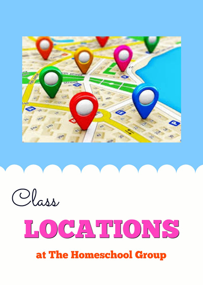 Class Locations Explained