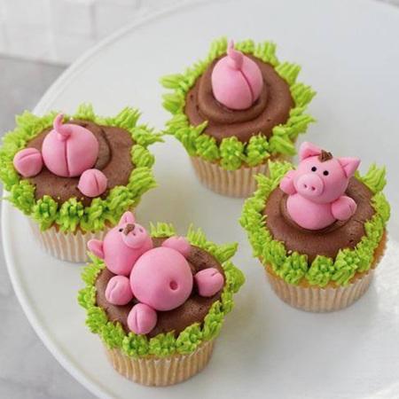 Classes : Kids Cupcake Parties/Classes
