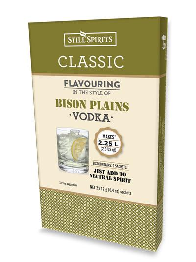 Classic Bison Plains Vodka