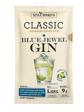 Classic Blue Jewel Gin